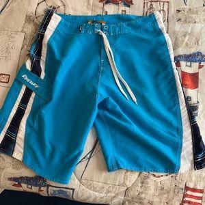 Men's Swimming Trunks size 34